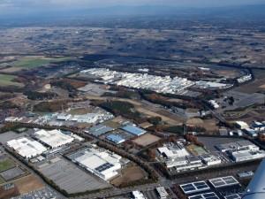 栃木県芳賀町 芳賀工業団地 2000ft