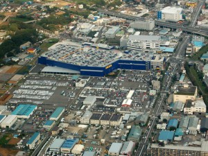 横浜市 IKEA港北
