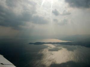相模湾 真鶴半島
